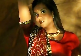 Birth Of Indian Destiny When She Dance Thusly