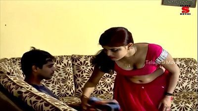Hot Indian short films- Hot Girl Jyothi Hot Bed Scene With Bachelor Guy.-boob grope - 6 min