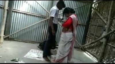 Indian Student secretly Fucks beautiful Teacher Caught - 24 min