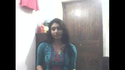 Punjabi Babe Boob Show To Boyfriend On Webcam - 1 min 44 sec