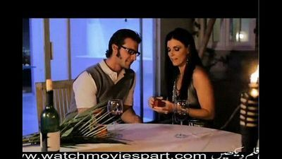 Indian Dinner change into hot sex - 2 min