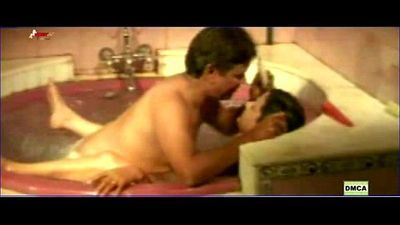 Indian father sex with his daughter in bathtub - Desi sex teen girl - 2 min
