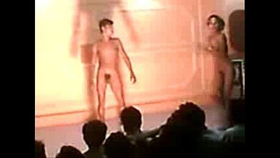 Indian stage nude hardcore sex dance - 3 min