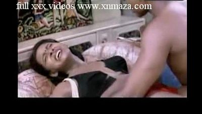 hot bhabhi is tied with bed by her servent who is enjoying her bit by bit - 1 min 19 sec