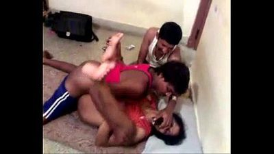 desi girl fucked by group - 3 min