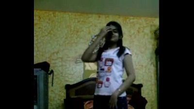 indian sexy teen stripping naked - 51 sec