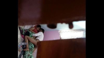 Gwalior, Madhya Pradesh, India, Couple having some fun. - 1 min 23 sec
