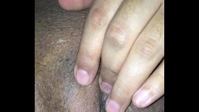 desi pakistani indian anuty rubbing her black pussy enjoying - 1 min 23 sec