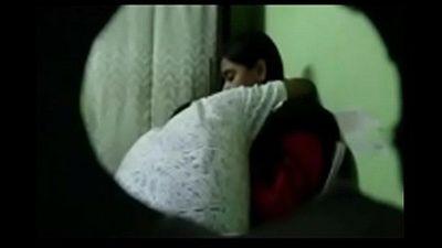 Desi Teacher and Student Sex Scandal Hidden Camera - 8 min