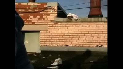 Old Couples Fucking on RoofTop - - 8 min