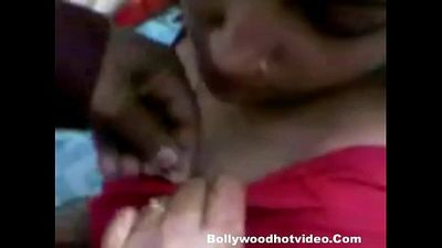 Desi Bhabhi Getting fucked after dancing with boyfriend - 8 min