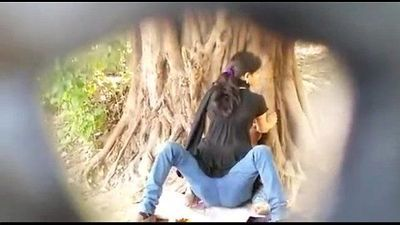 Desi couple outdoor sex - 2 min