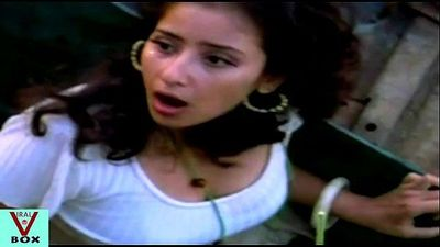 Manisha Koirala Hot navel and boobs Watch it - 29 sec