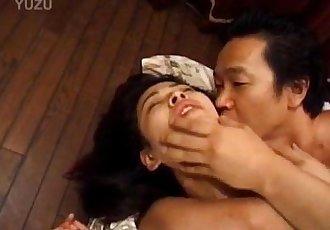 Japanese AV Model loves having her pussy fucked hard - 10 min