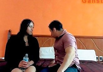 LITTLE LATIN PRINCESS FUCKING HARD WITH A MUSCLE BUSINESS MAN ASKING FOR NEW JOB - 12 min