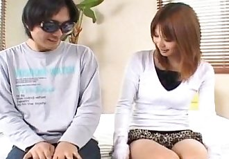 Ai Kurosawa busty gets doggy - 10 min
