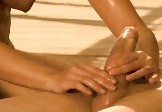 Exotic Oil Massage Asian Lover - 12 min
