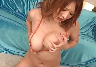 Yuki Touma big tits beauty is amazing in bed - 12 min