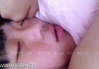 fucking pretty girl in sleeping 2 - JAVSHARE99.NET - 7 min