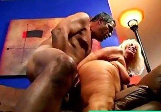 Blone granny rough sucking dick - 5 min