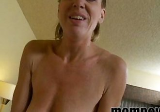 hot milf fucking a young cock - 5 min
