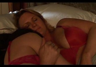 Lesbian Hitchhiker Gets Picked Up and Fucked Hard