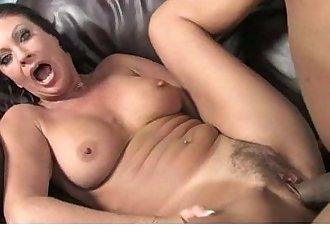 My horny mom get fucked by my black friend 35 - 5 min