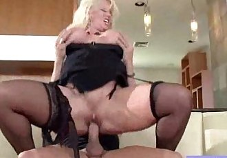 Mature Big Tits Lady Like To Suck And Bang With Monster Cock Stud movie-03