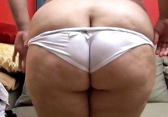 Sexy BBW has huge tits - 6 min