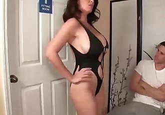 Angry step-mom jerking the young manHD