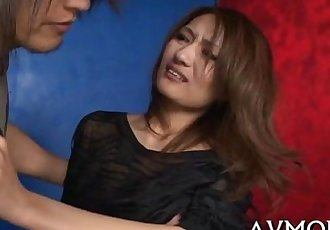 Slim milf loves riding ramrods - 5 min