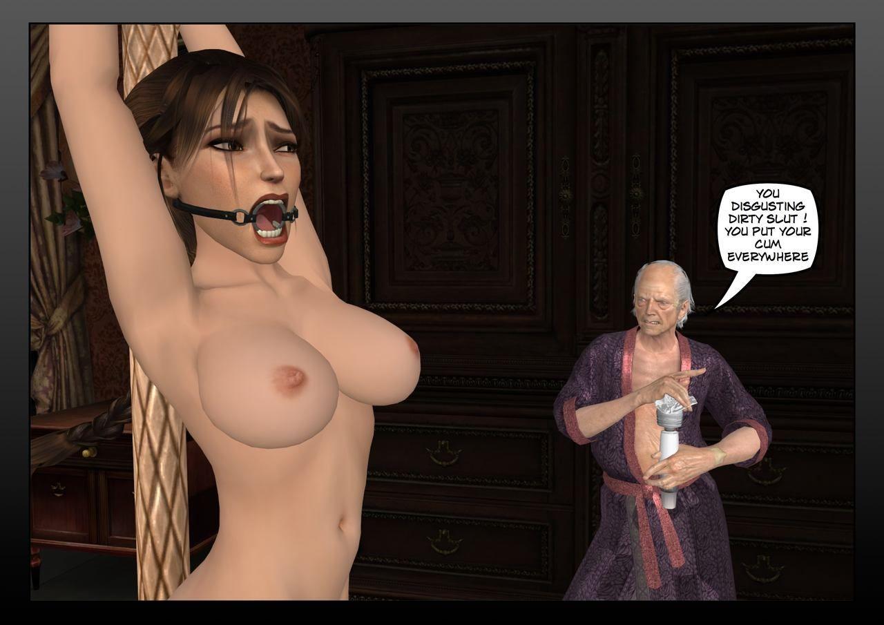Lara croft sex stories